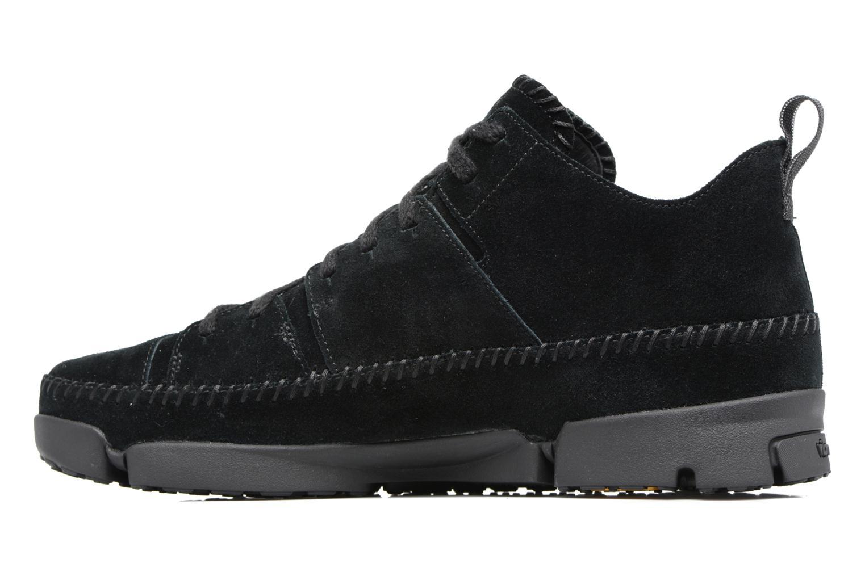 Sneakers Clarks Originals TRIGENIC DRY GTX M Zwart voorkant