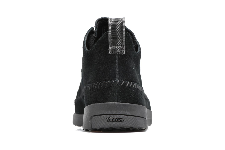 Baskets Clarks Originals TRIGENIC DRY GTX M Noir vue droite