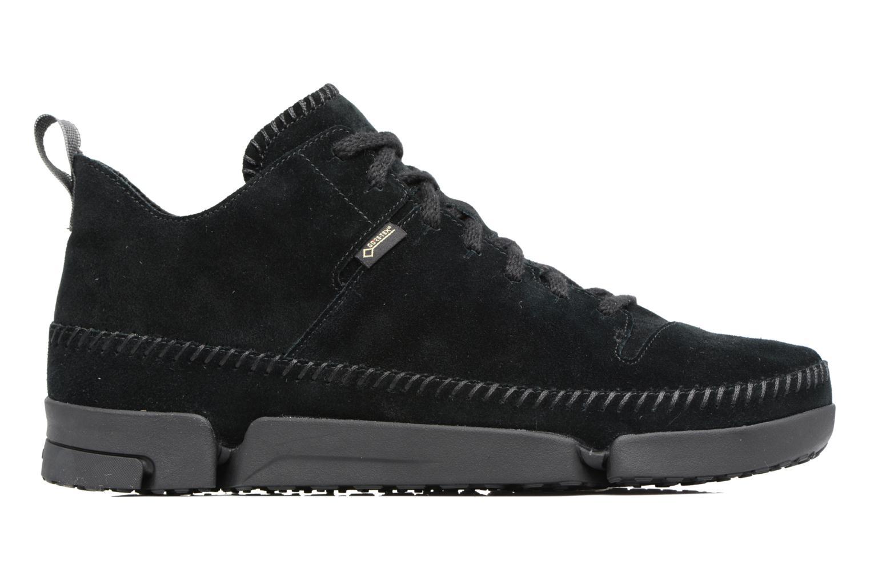 Sneakers Clarks Originals TRIGENIC DRY GTX M Zwart achterkant