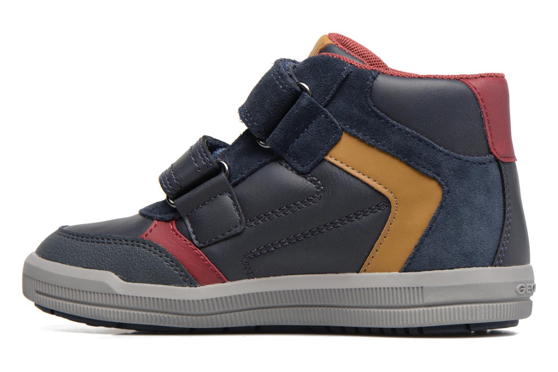 Sneakers Geox J Arzach B. B  J744AB Blauw voorkant