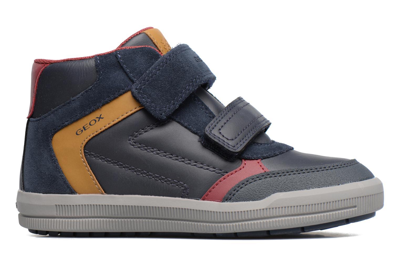 Sneakers Geox J Arzach B. B  J744AB Blauw achterkant