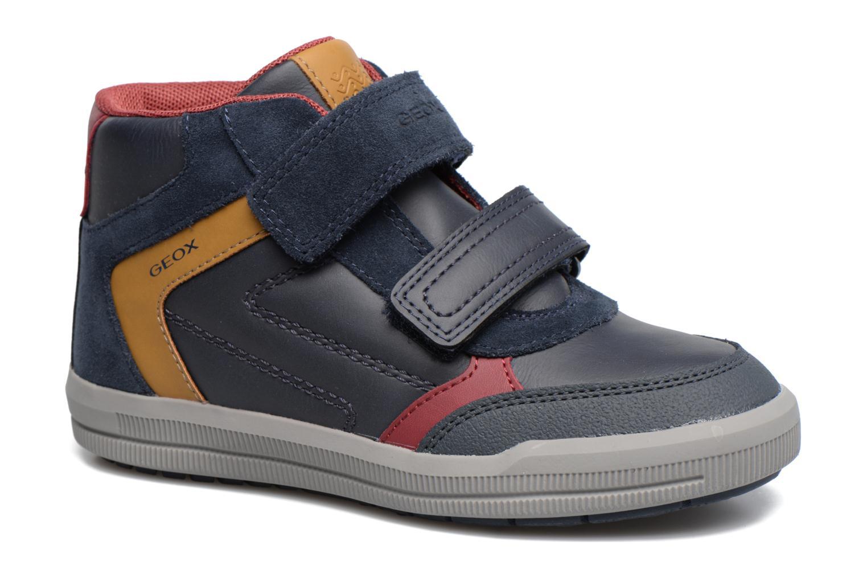 Sneakers Geox J Arzach B. B  J744AB Blauw detail