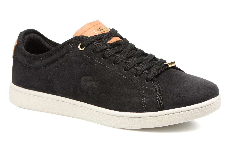 Zapatos promocionales Lacoste CARNABY EVO 317 8 (Negro) - Deportivas   Casual salvaje