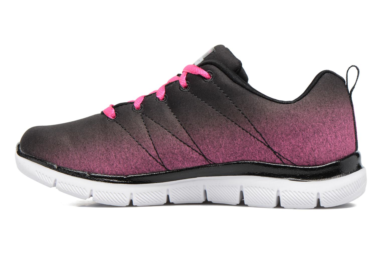 Chaussures de sport Skechers Skech Appeal 2.0 Bright Side Noir vue face