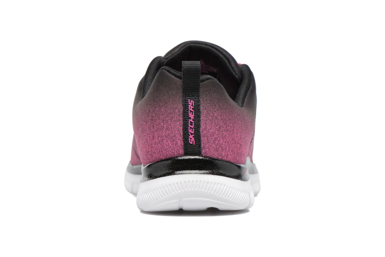 Chaussures de sport Skechers Skech Appeal 2.0 Bright Side Noir vue droite