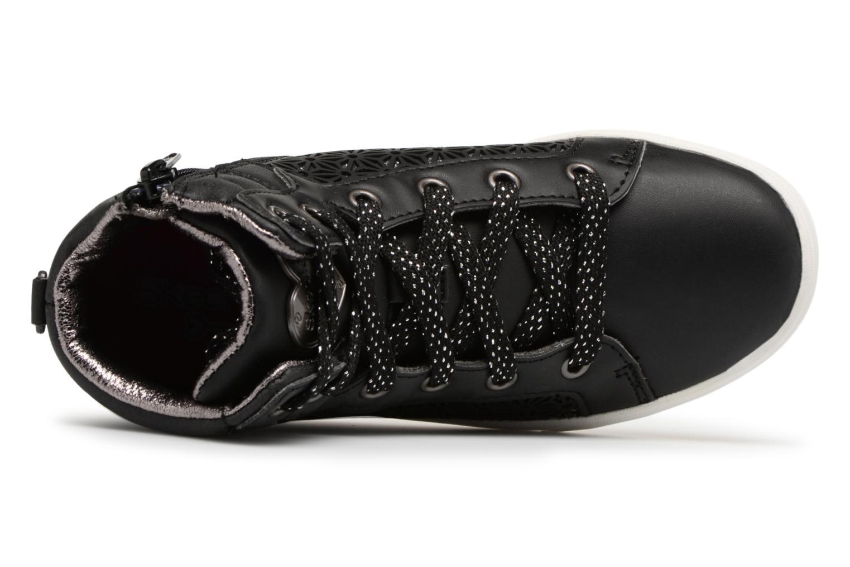 Baskets Skechers Shoutouts Noir vue gauche