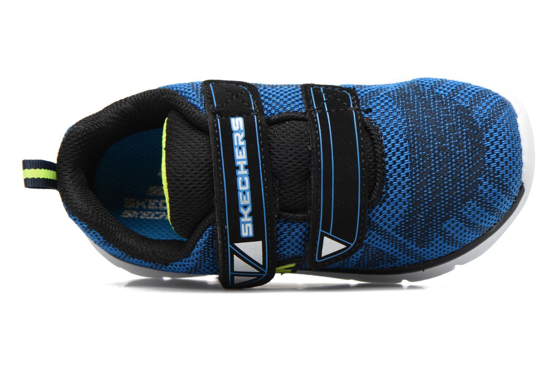 Chaussures de sport Skechers Skech-Lite Comfy Stepz Bleu vue gauche
