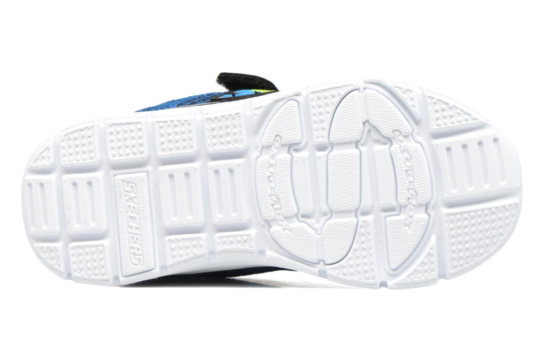 Chaussures de sport Skechers Skech-Lite Comfy Stepz Bleu vue haut