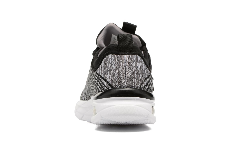 Chaussures de sport Skechers Air Advantage Sonic Blast Noir vue droite