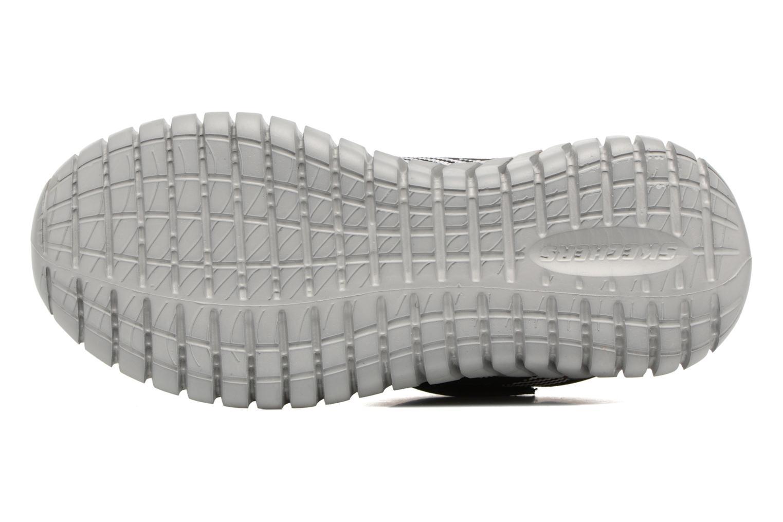 Chaussures de sport Skechers Spektrix Bleu vue haut