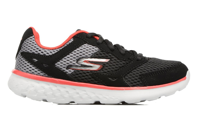 Chaussures de sport Skechers Go Run 400 Zodox Noir vue derrière