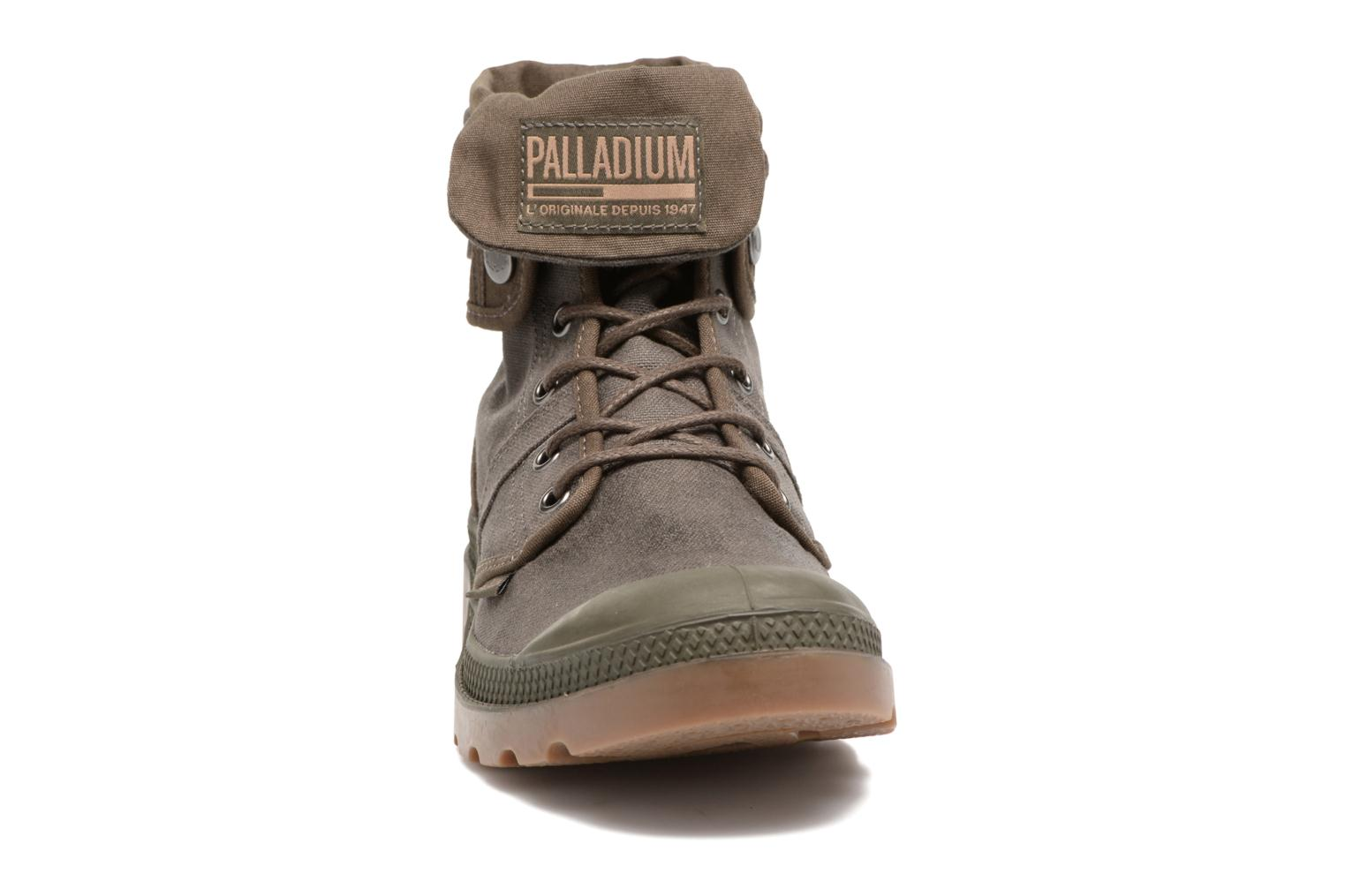 Pallabrouse BGY Wax Major Brown/Mid Gum
