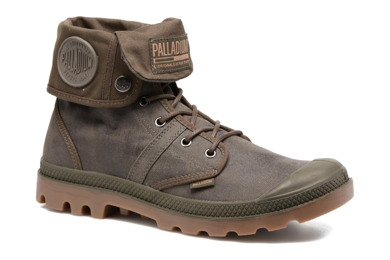 Pallabrouse BGY Wax Major Brown/Mid Gum