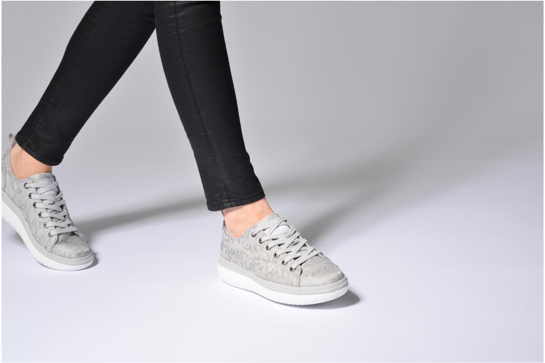 Zapatos casuales salvajes Palladium Crushion Lace Camo (Gris) - Deportivas en Más cómodo