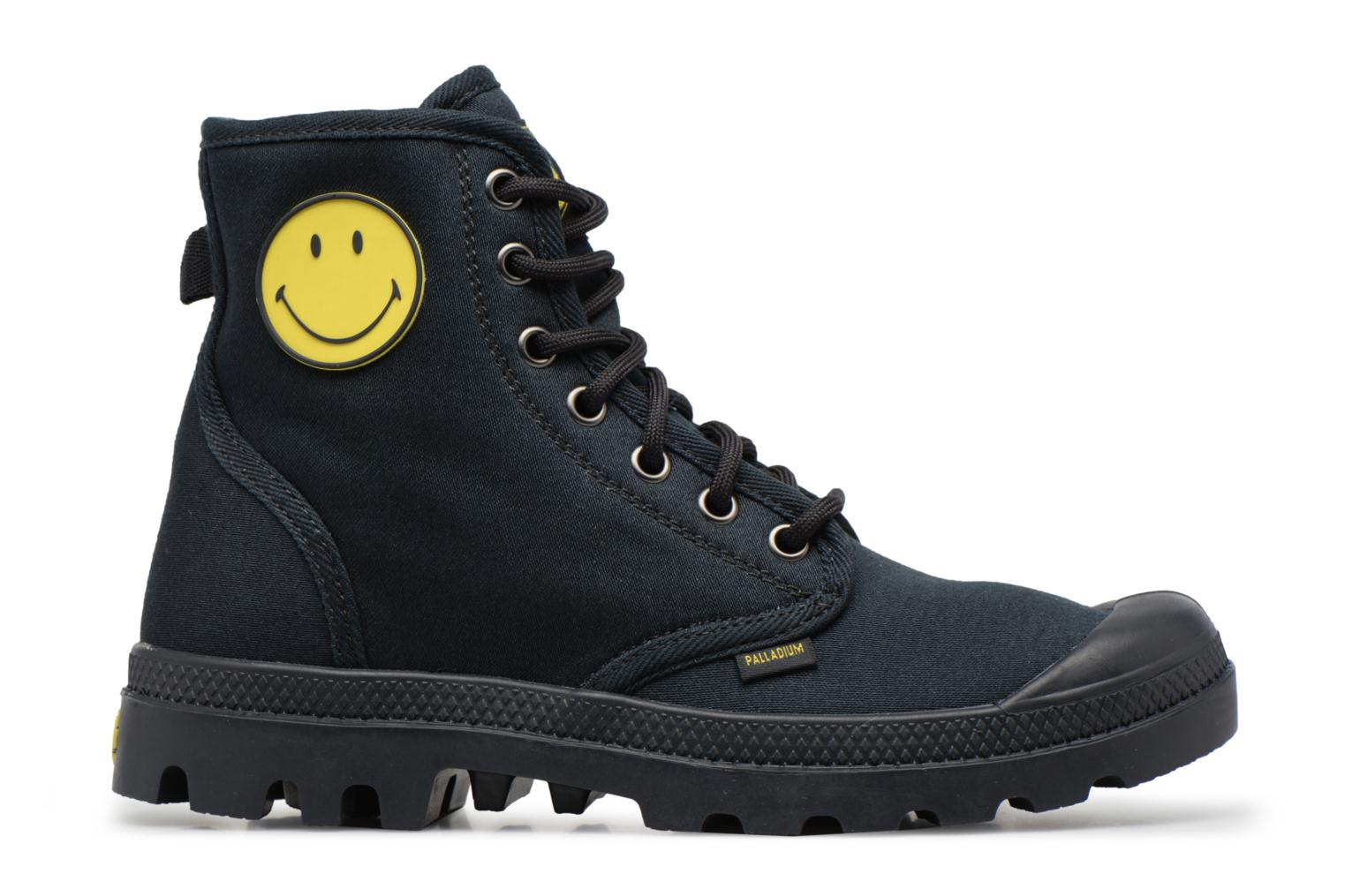 Sneakers Palladium Pampa Fest Pack Nero immagine posteriore