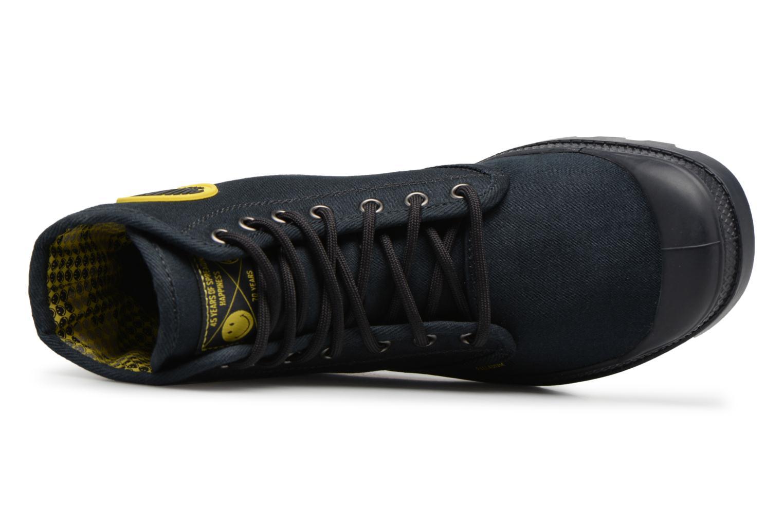 Sneakers Palladium Pampa Fest Pack Nero immagine sinistra