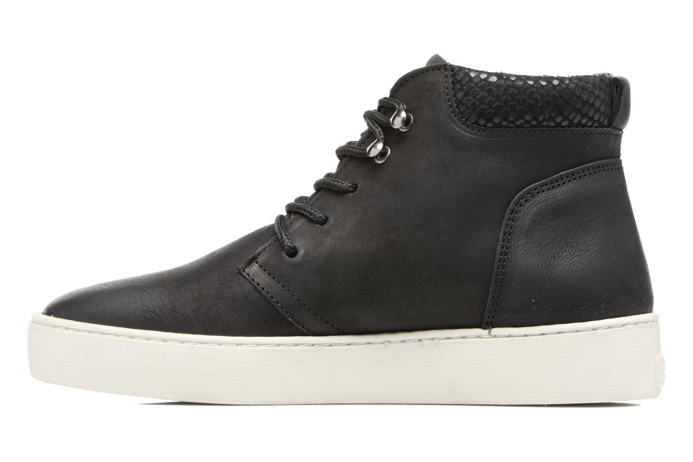 Boots en enkellaarsjes P-L-D-M By Palladium Track Nbk W Grijs voorkant