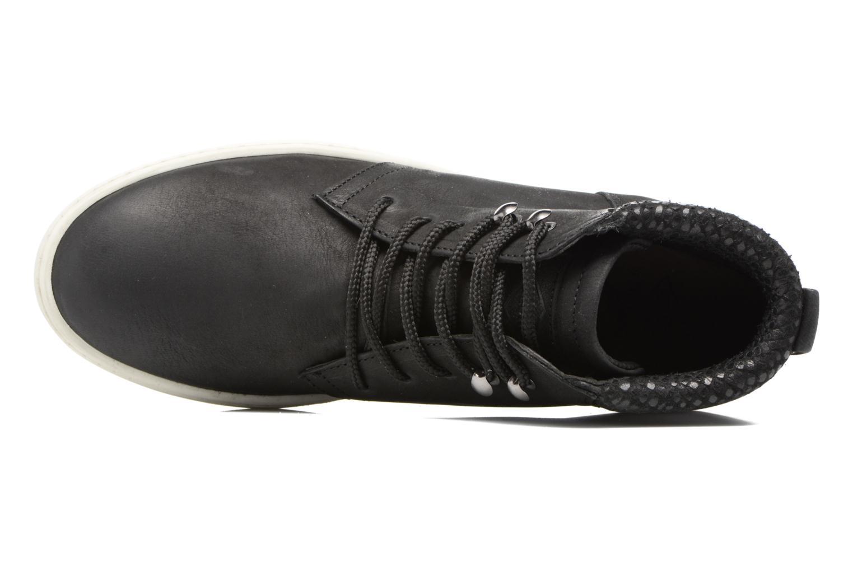 Boots en enkellaarsjes P-L-D-M By Palladium Track Nbk W Grijs links