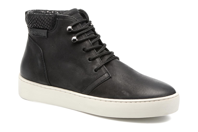 Boots en enkellaarsjes P-L-D-M By Palladium Track Nbk W Grijs detail