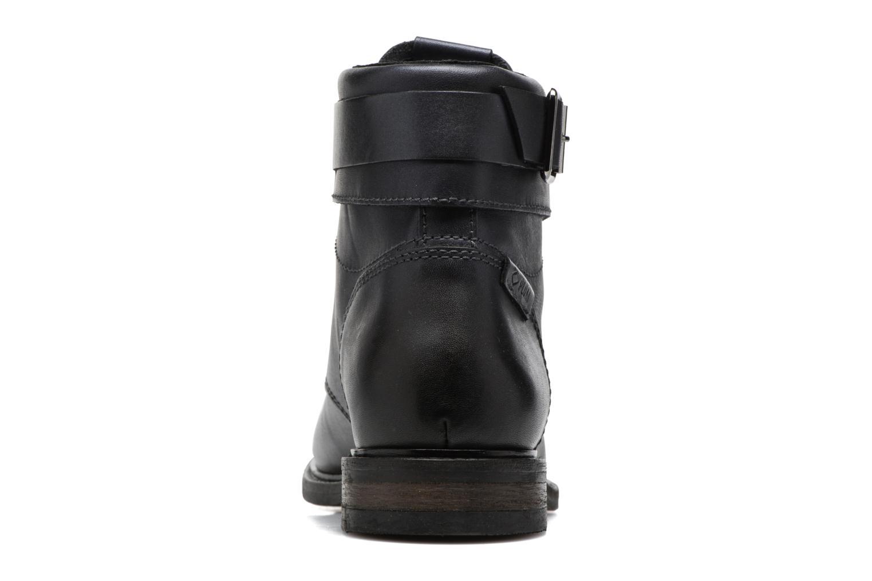 Bottines et boots P-L-D-M By Palladium Nutty Grc Noir vue droite