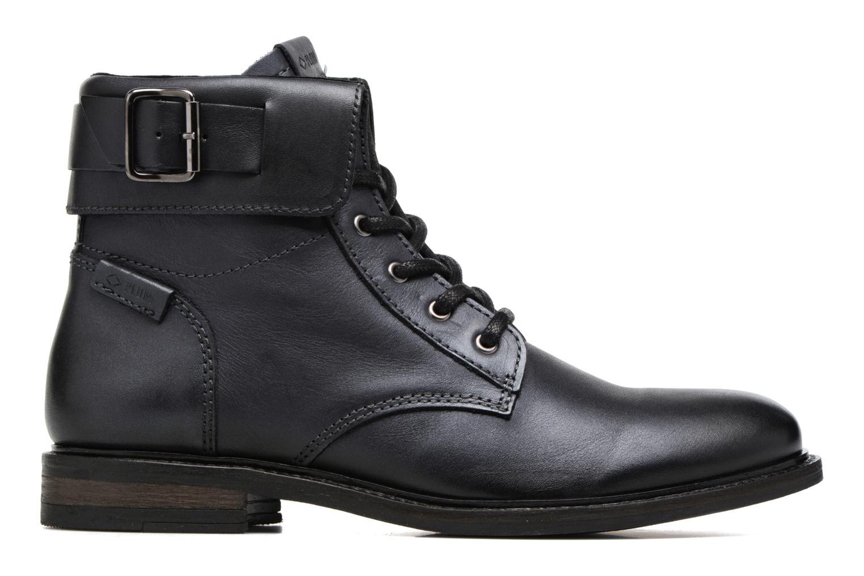 Bottines et boots P-L-D-M By Palladium Nutty Grc Noir vue derrière