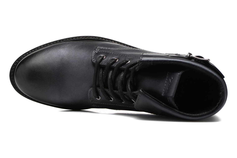 Bottines et boots P-L-D-M By Palladium Nutty Grc Noir vue gauche