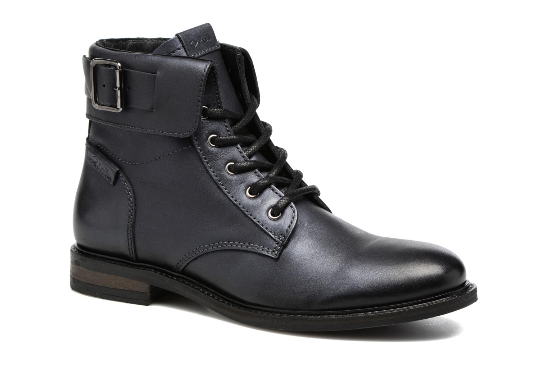 Bottines et boots P-L-D-M By Palladium Nutty Grc Noir vue détail/paire