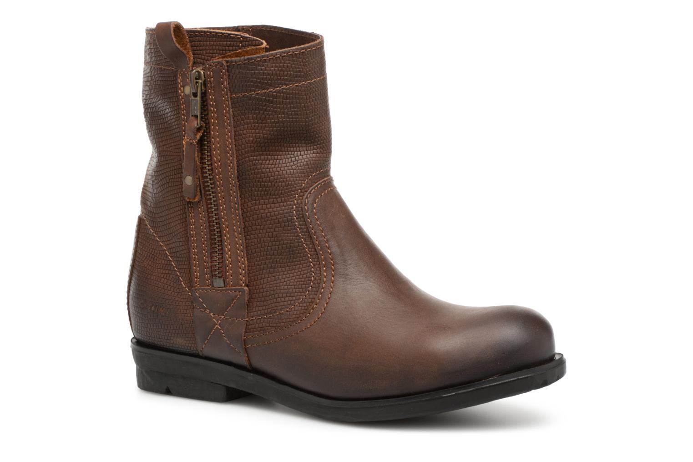 Zapatos de mujer baratos zapatos de mujer P-L-D-M By Palladium Didger Trn (Marrón) - Botines  en Más cómodo