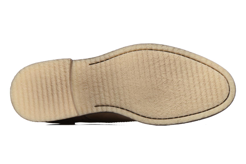 Chaussures à lacets Mr SARENZA Clent Beige vue haut