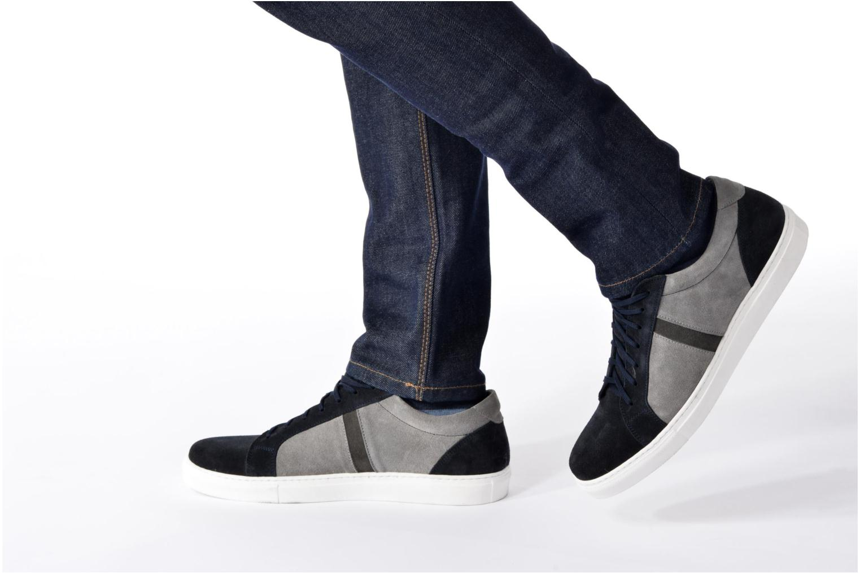 Sneakers Mr SARENZA Carlson Bruin onder
