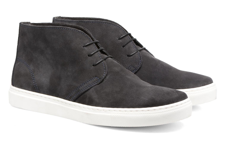 Sneakers Mr SARENZA Crosta Grijs achterkant