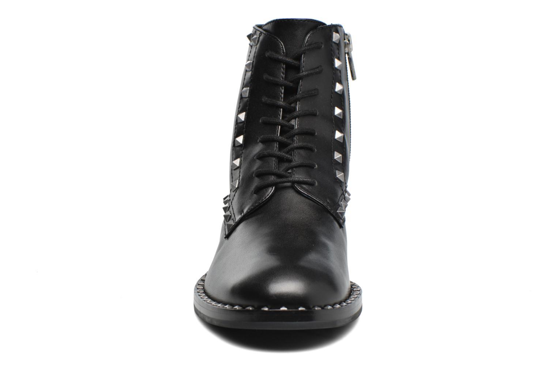 Bottines et boots Ash Whynot Noir vue portées chaussures