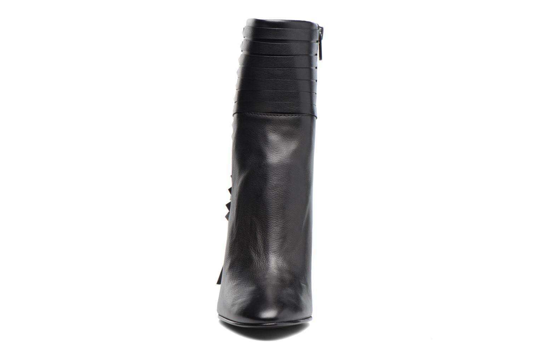Bottines et boots Ash Brave Noir vue portées chaussures