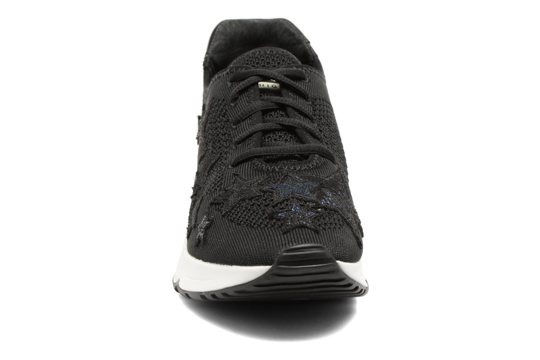 Baskets Ash Lucky Star Noir vue portées chaussures