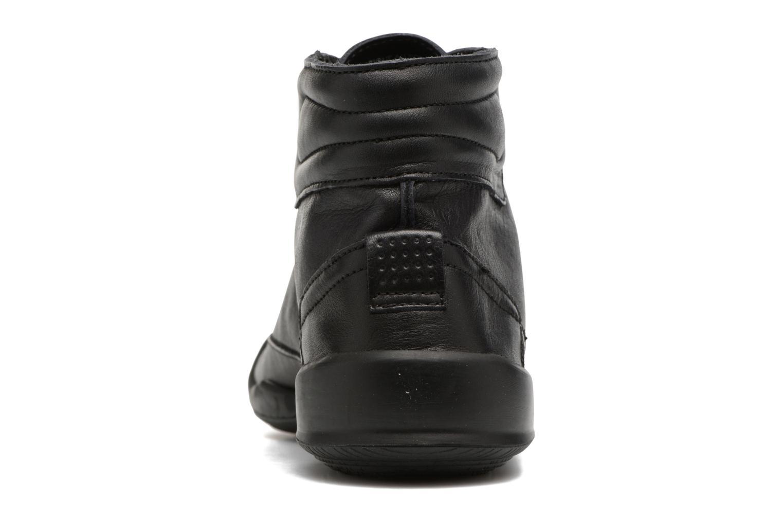 Baskets TBS Valhala Noir vue droite