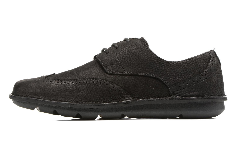 Chaussures à lacets TBS Yonkers Noir vue face