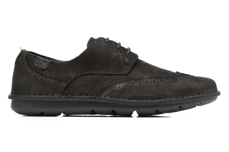 Chaussures à lacets TBS Yonkers Noir vue derrière
