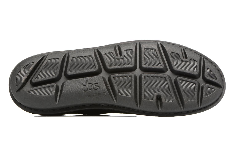 Chaussures à lacets TBS Yonkers Noir vue haut