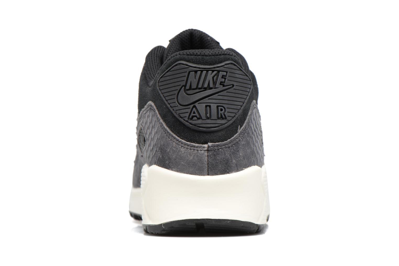 Baskets Nike Wmns Air Max 90 Prm Gris vue droite