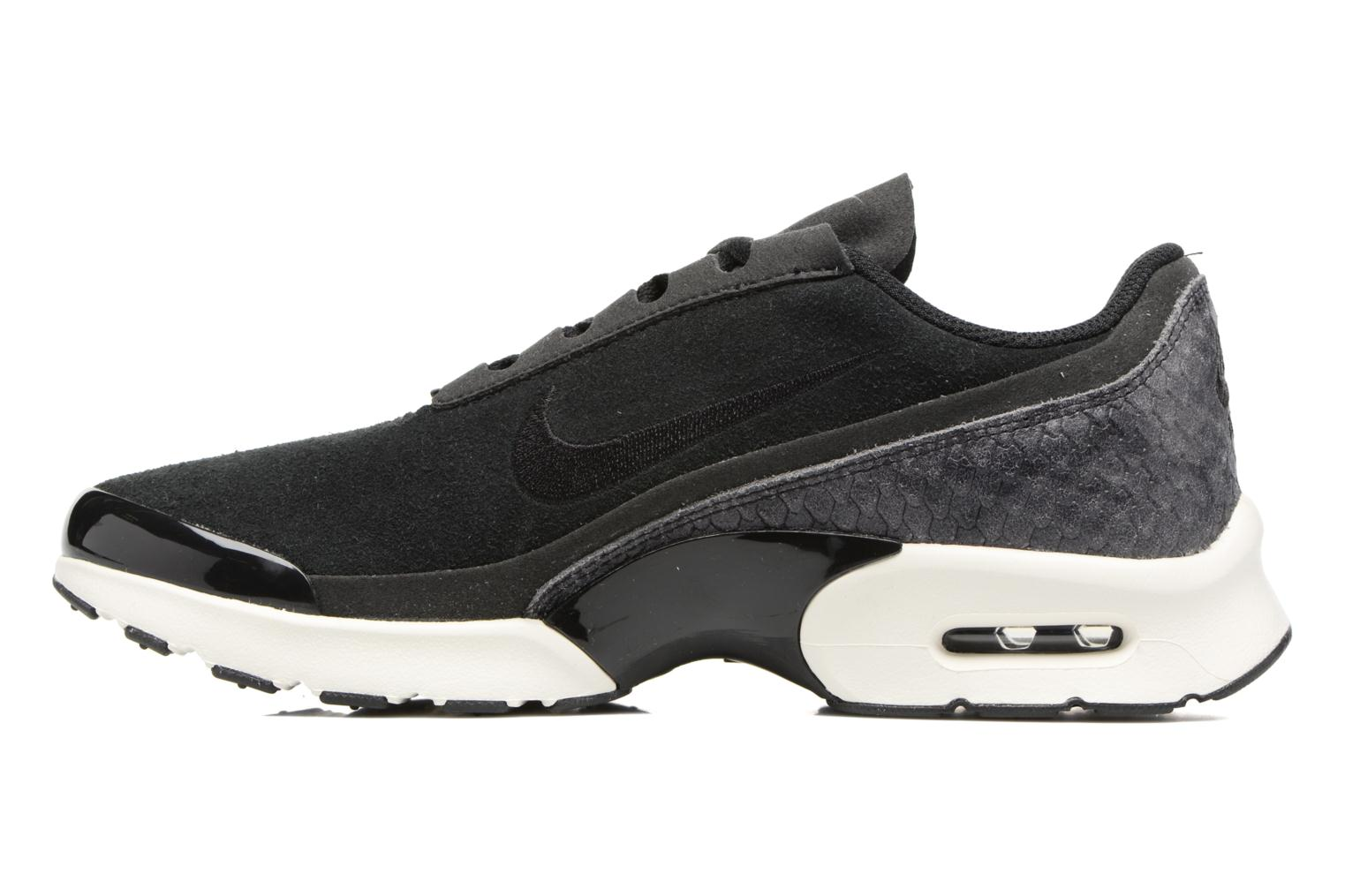 Black/Black-Sail-Dark Grey Nike W Nike Air Max Jewell Prm Txt (Blanc)