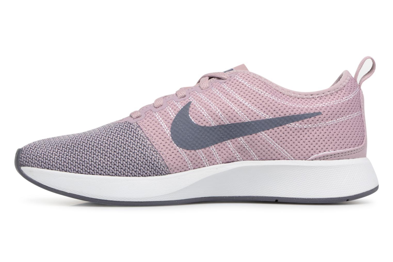 Sportschuhe Nike W Nike Dualtone Racer rosa ansicht von vorne