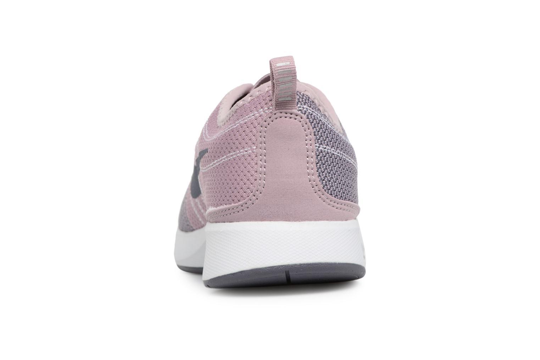 Sportschuhe Nike W Nike Dualtone Racer rosa ansicht von rechts