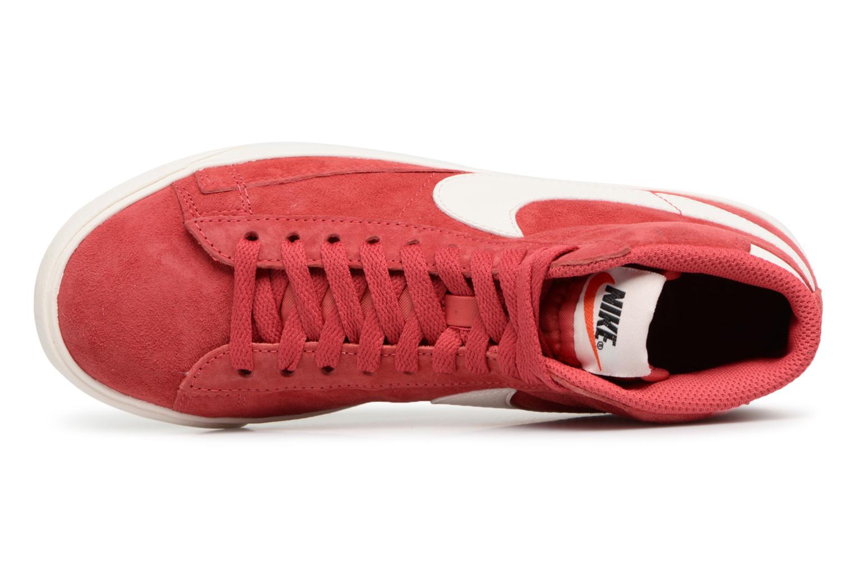 Nike Blazer Mid Wmn Vntg Camoscio Rood rDdUUEMnW