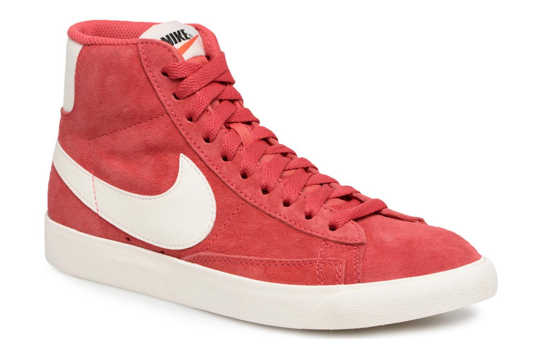 Grandes descuentos últimos zapatos Nike Wmns Blazer Mid Vntg Suede (Rojo) - Deportivas Descuento