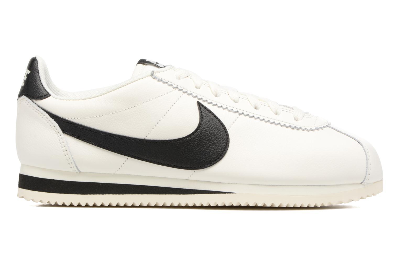 Baskets Nike Classic Cortez Leather Se Blanc vue derrière