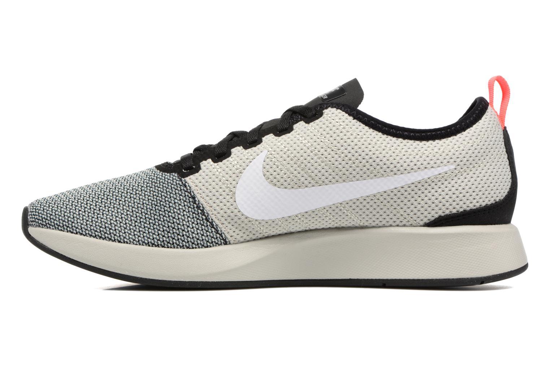Nike Dualtone Racer Black/White-Pale Grey-Solar Red