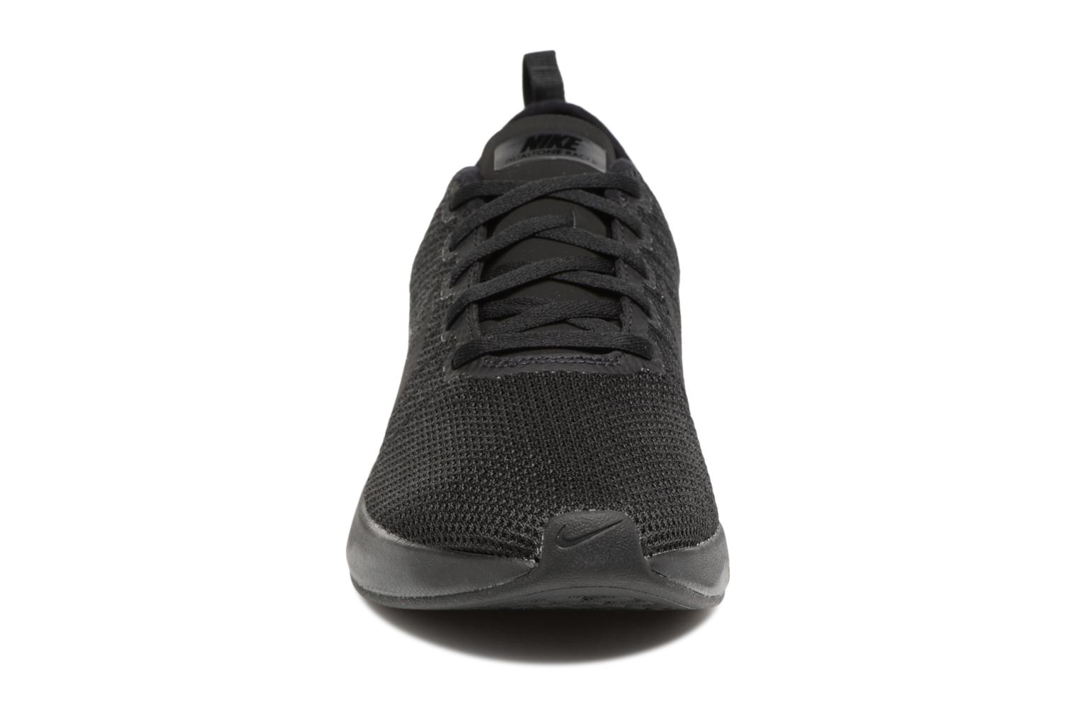 Chaussures de sport Nike Nike Dualtone Racer Noir vue portées chaussures