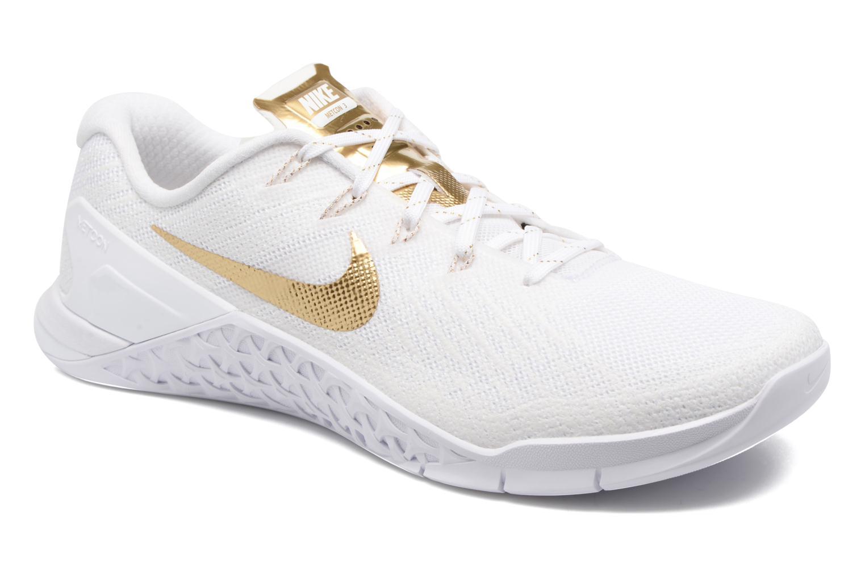 Zapatos casuales salvajes Nike Wmns Nike Metcon 3 Amp (Blanco) - Zapatillas de deporte en Más cómodo