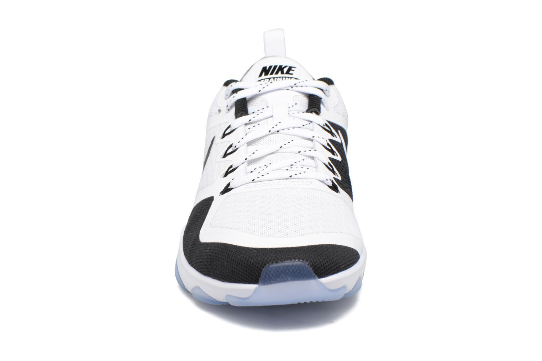 Chaussures de sport Nike Wmns Nike Air Zoom Fitness Noir vue portées chaussures