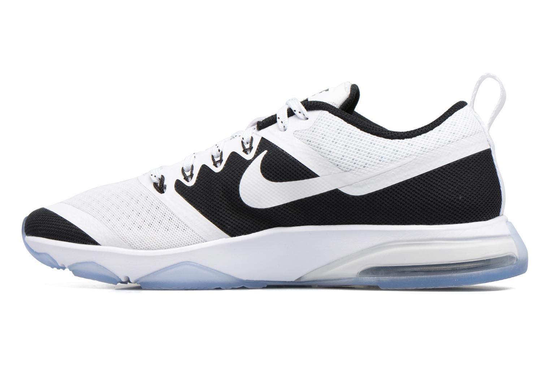 Sportschuhe Nike Wmns Nike Air Zoom Fitness schwarz ansicht von vorne